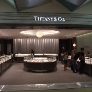 Tiffany Selfridges Manchester