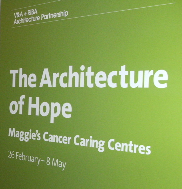 Exhibition: The Architecture of Hope