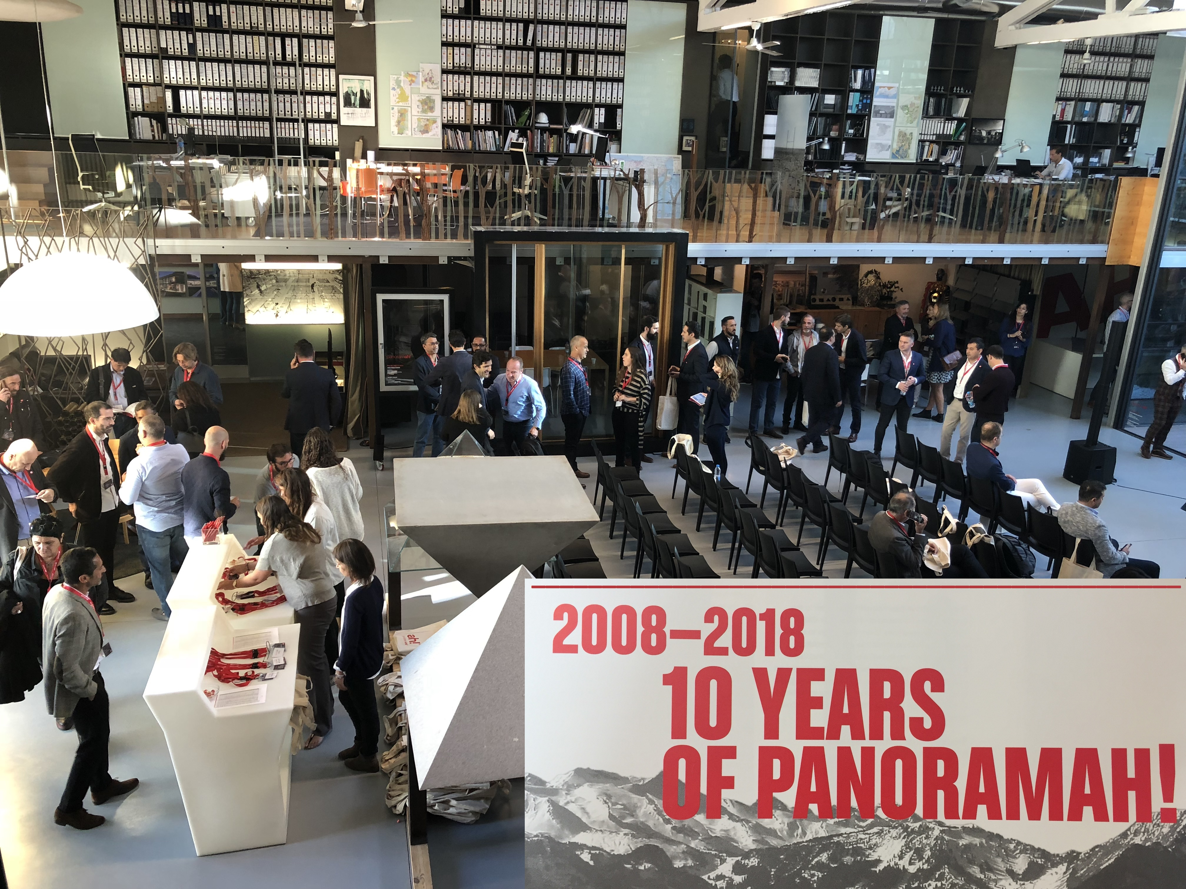 Congratulations to our friends at PanoramAH! for their 10 Year Anniversary
